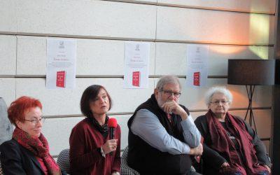 Predstavitev knjige Mary Beard, Ženske in oblast. Manifest