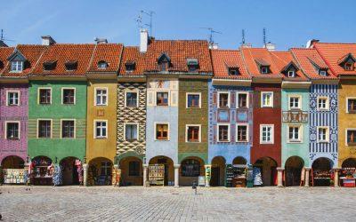 Slovanski večer: Stopinje v slovanskih mestih